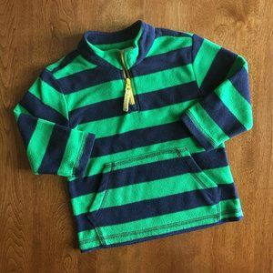 Hanna Andersson fleece pullover 90